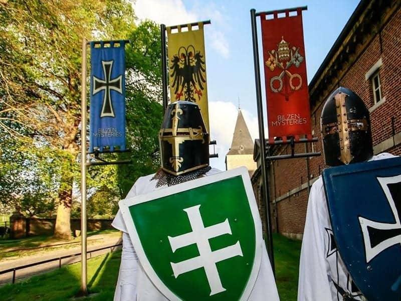 Alden Biesen ridders