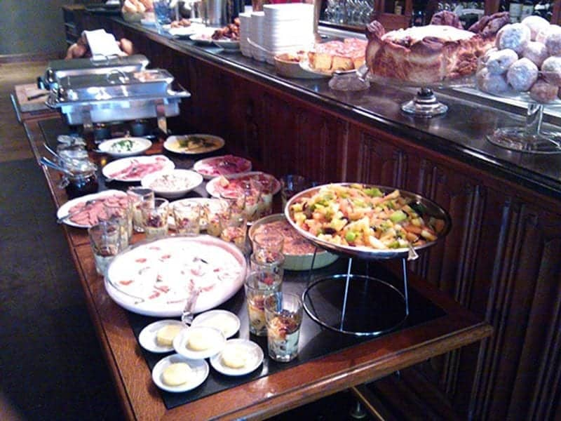 Padam buffet