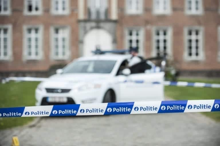 Speurtocht- Politie (c) VJ